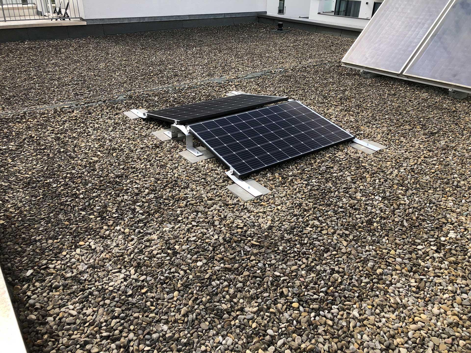Mini-Photovoltaik